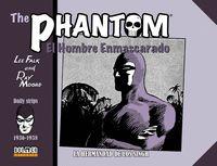 THE PHANTOM. EL HOMBRE ENMASCARADO 07 1936-1938.