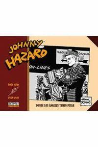 JOHNNY HAZARD 1959-1961.
