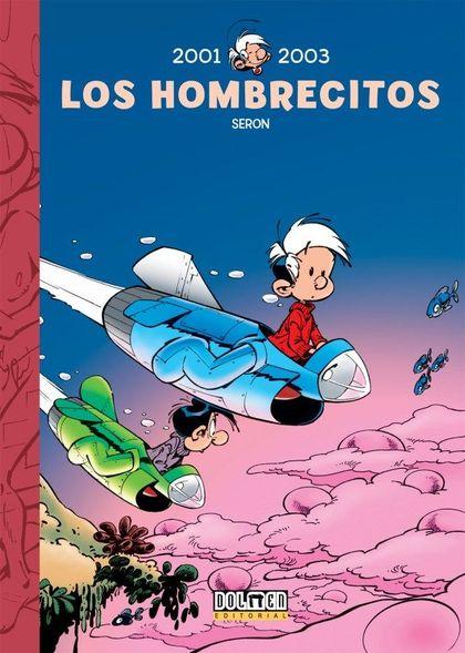 LOS HOMBRECITOS 2001 - 2003.