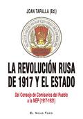 LA REVOLUCIÓN RUSA DE 1917 Y EL ESTADO                                          DEL CONSEJO DE