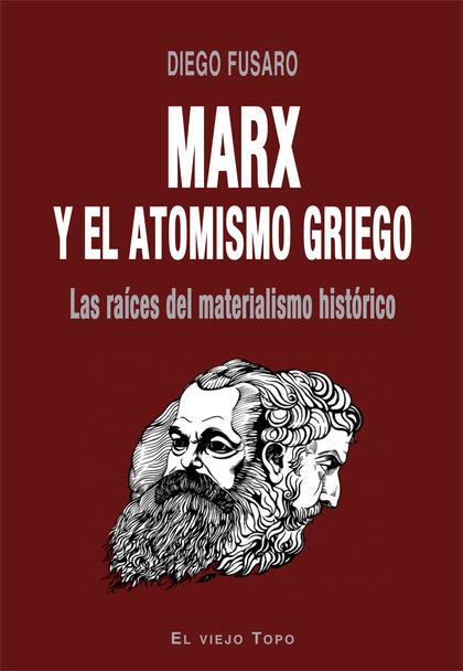 MARX Y EL ATOMISMO GRIEGO