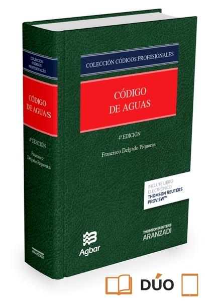 CODIGO DE AGUAS.