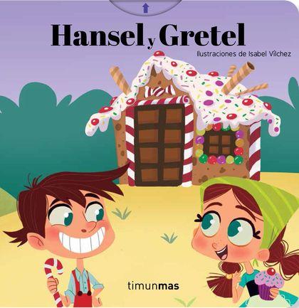 HANSEL Y GRETEL. CON MECANISMOS.