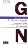 ESTACIONES ESQUI GUIA NIEVE 2000