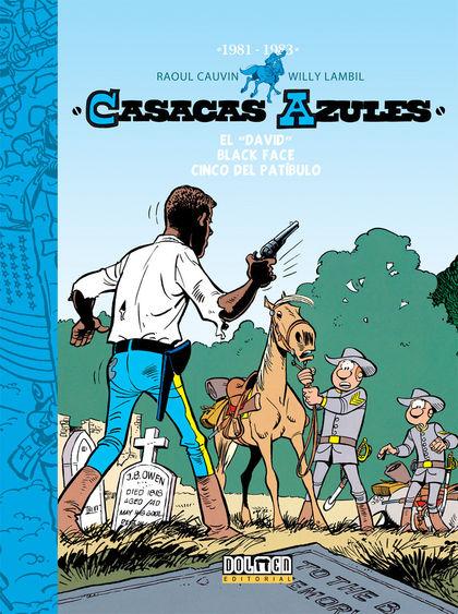 CASACAS AZULES 05 (1981-1983).