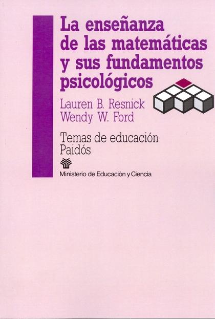 ENSEÑANZA MATEMATICAS Y FUNDAMENTOS PSICOLOGICOS