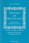 TRATADO DE PROTOCOLO NACIONAL E INTERNACIONAL : HERÁLDICA, VEXILOLOGÍA Y EMBLEMÁTICA : ORGANISM