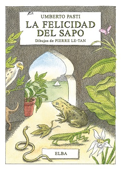 LA FELICIDAD DEL SAPO.