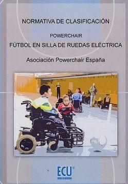 NORMATIVA DE CLASIFICACIÓN POWERCHAIR FÚTBOL EN SILLA DE RUEDAS ELÉCTRICA