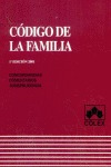 CÓDIGO DE LA FAMILIA