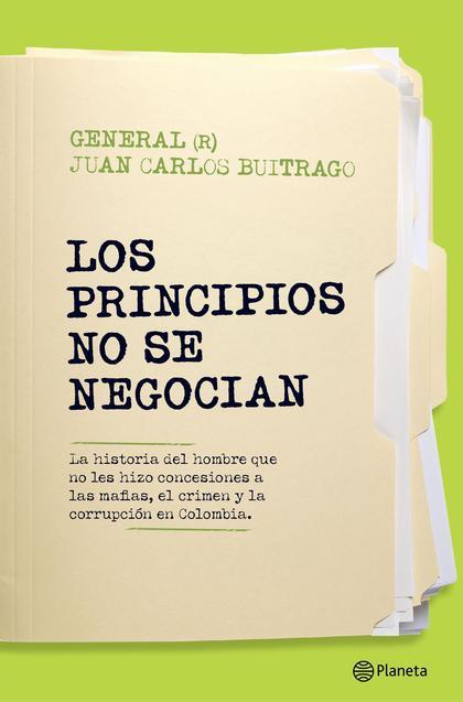 Los principios no se negocian