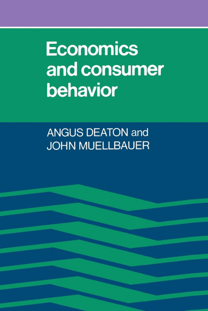 ECONOMICS AND CONSUMER BEHAVIOR.