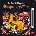BOSQUE ENCANTADO (POR ARTE DE MAGIA)
