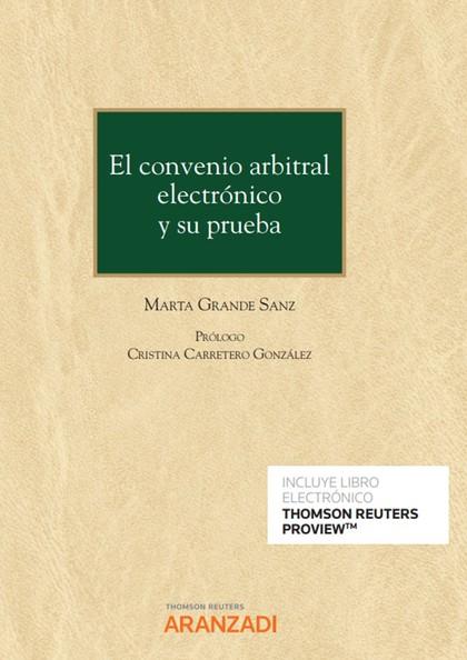 CONVENIO ARBITRAL ELECTRONICO Y SU PRUEBA