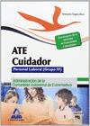 ATE CUIDADOR  DE LA JUNTA DE EXTREMADURA. PERSONAL LABORAL. GRUPO IV TEMARIO ESP.
