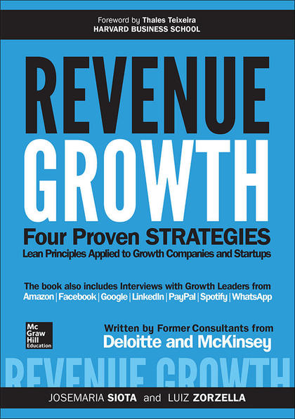 REVENUE GROWTH : FOUR PROVEN STRATEGIES