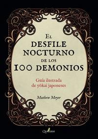 EL DESFILE ILUSTRADO DE LOS 100 DEMONIOS