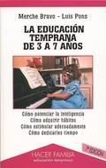 LA EDUCACIÓN TEMPRANA DE 3 A 7 AÑOS