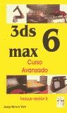 3DS MAX 6, CURSO AVANZADO