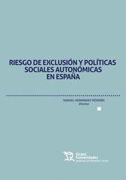 RIESGO DE EXCLUSION Y POLITICAS SOCIALES AUTONOMIC