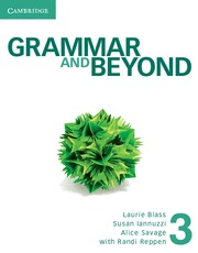 GRAMMAR AND BEYOND LEVEL 3 STUDENT´S BOOK AND WORKBOOK