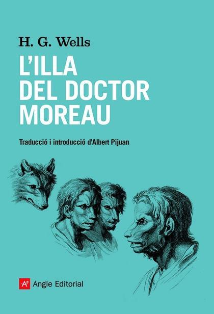 L´ILLA DEL DOCTOR MOREAU.