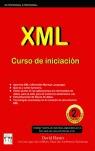 XML. CURSO DE INICIACIÓN