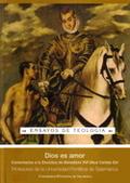 DIOS ES AMOR  COMENTARIOS A LA ENCÍCLICA DE BENEDICTO XVI DEUS CARITAS EST (TAPA.