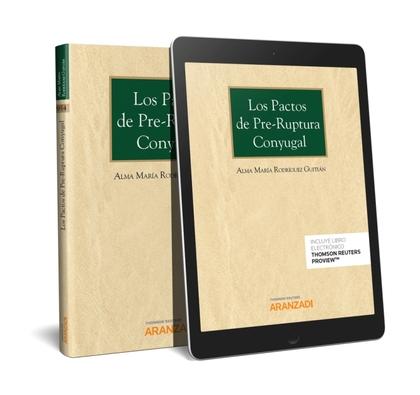 LOS PACTOS DE PRE-RUPTURA CONYUGAL (DUO).