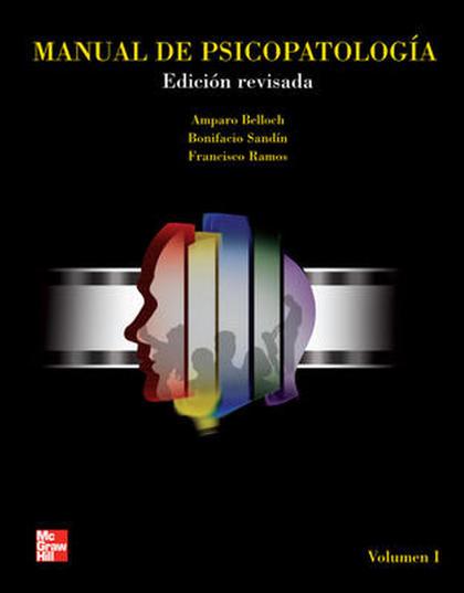 BL MANUAL DE PSICOPATOLOGIA. VOL. I. EDICION REVISADA Y ACTUALIZADA. LIBRO DIGIT.