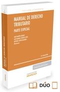 MANUAL DE DERECHO TRIBUTARIO. PARTE ESPECIAL (PAPEL+E-BOOK).