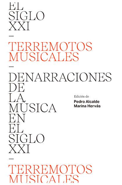 TERREMOTOS MUSICALES                                                            DENARRACIONES D