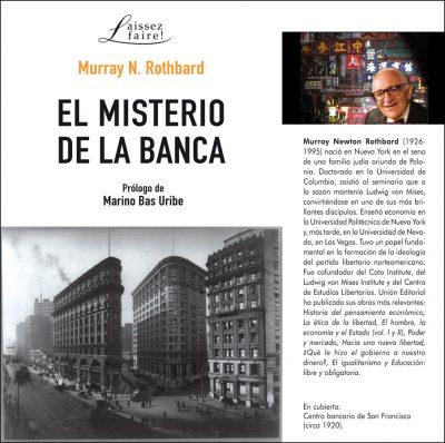 MISTERIO DE LA BANCA.