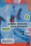 JUEGOS MOTORES, PRIMARIA, 2 CICLO, 8-10 AÑOS