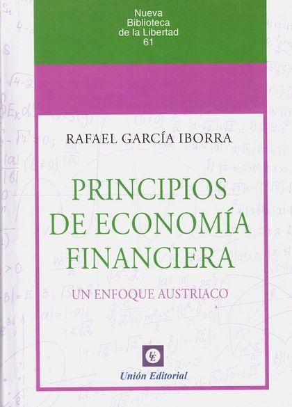 PRINCIPIOS DE ECONOMIA FINANCIERA..