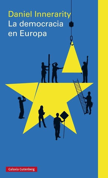 LA DEMOCRACIA EN EUROPA                                                         UNA FILOSOFÍA P