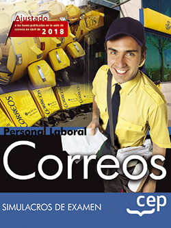 PERSONAL LABORAL. CORREOS. SIMULACROS DE EXAMEN.