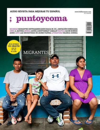 PUNTO Y COMA 76 - MIGRANTES