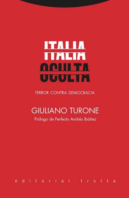 ITALIA OCULTA                                                                   TERROR CONTRA D