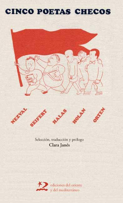 Cinco poetas checos