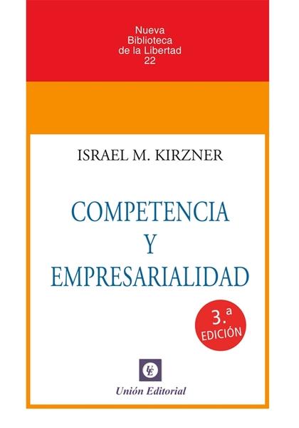 COMPETENCIA Y EMPRESARIALIDAD 3´ED.