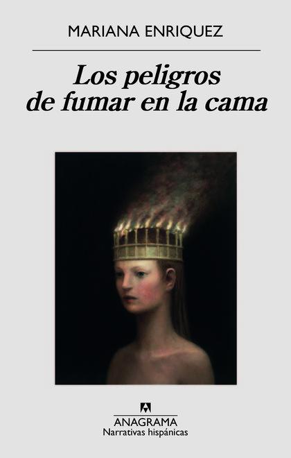 LOS PELIGROS DE FUMAR EN LA CAMA.