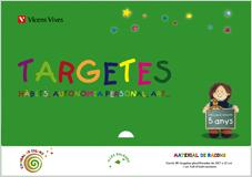 ESPIRAL COLORS, AUTONOMIA PERSONAL, ART, 3 EDUCACIÓ INFANTIL, 5-6 ANYS. MATERIAL RACONS, TARGET