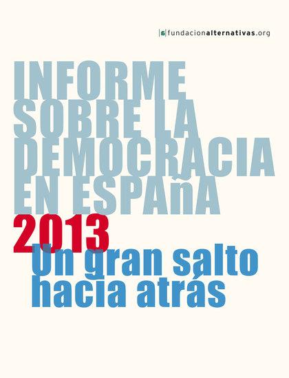 INFORME SOBRA LE DEMOCRACIA EN ESPAÑA