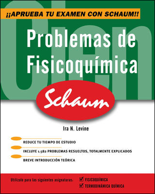 PROBLEMAS DE FISICOQUÍMICA