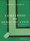 COMPENDIO DE DERECHO CIVIL : TRABAJO SOCIAL Y RELACIONES LABORALES