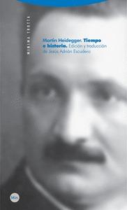 TIEMPO E HISTORIA.