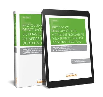 PROTOCOLOS DE ACTUACION CON VICTIMAS ESPECIALMENTE VULNERABLES