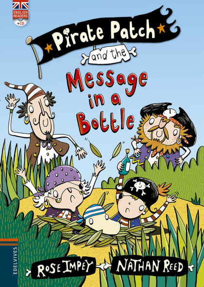 PIRATE PATCH AND THE MESSAGE IN A BOTTLE.