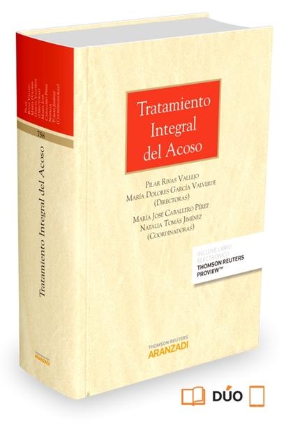 TRATAMIENTO INTEGRAL DEL ACOSO (PAPEL + E-BOOK).